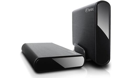 Fantec DB-ALU3e 4TB Black