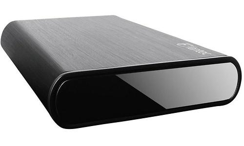 Fantec DB-ALU3-6G 3TB Black