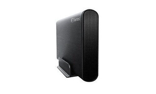 Fantec DB-AluSky U3e 3TB Black