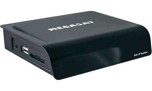 Megasat SAT to IP Receiver