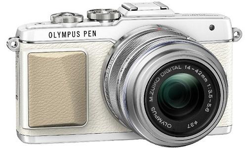 Olympus Pen E-PL7 14-42 II R White/Silver