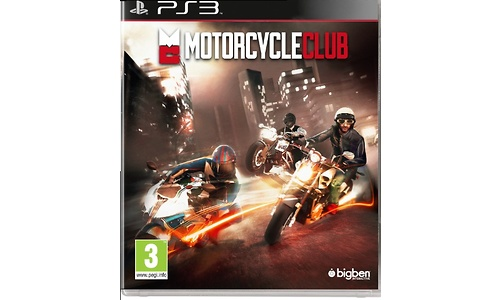 Motorcycle Club (PlayStation 3)