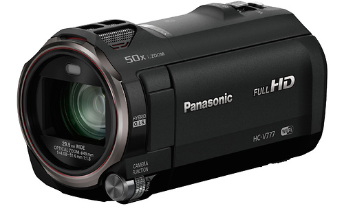 Panasonic HC-V777 Black