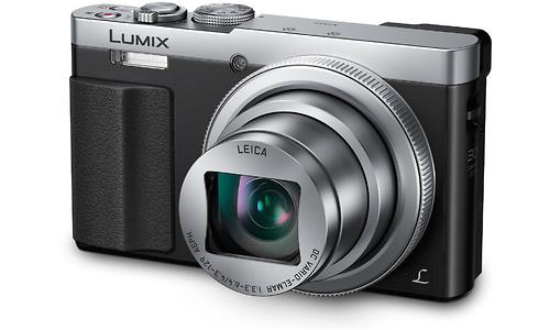 Panasonic Lumix DMC-TZ71 Silver