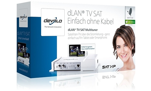 Devolo dLAN TV SAT Multituner