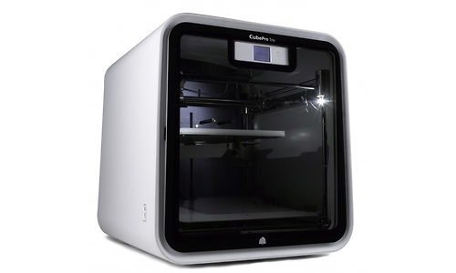 3D Systems CubePro Trio White