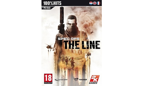 Spec Ops The Line Game of the Year Edition (PC)