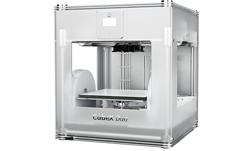 3D Systems CubeX Duo