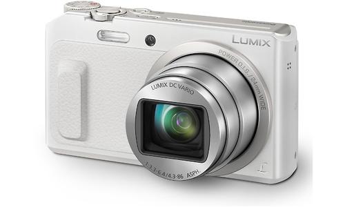 Panasonic Lumix DMC-TZ58 White