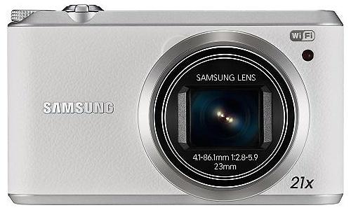 Samsung WB352F Silver