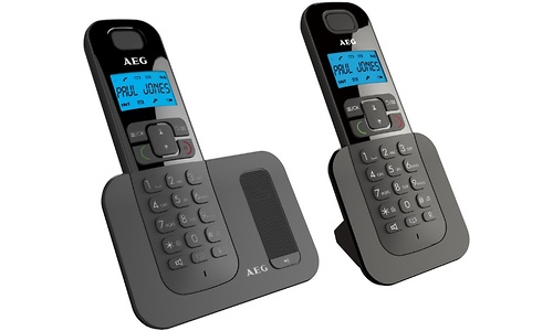 AEG Voxtel D500 Duo Black