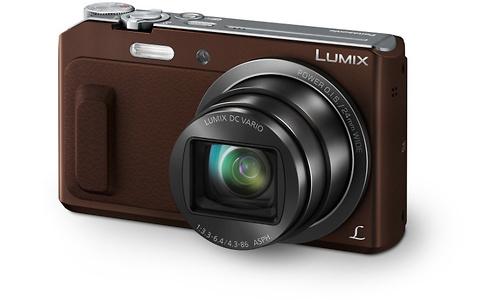 Panasonic Lumix DMC-TZ57 Brown