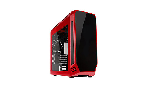 Bitfenix Aegis Core Window Black/Red