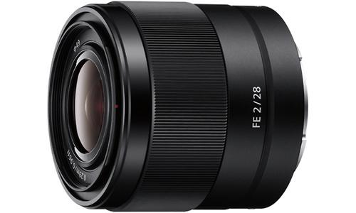 Sony 28mm f/2.0 E-mount for NEX