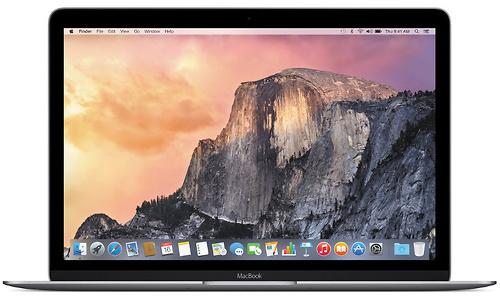 """Apple MacBook 12"""" Retina Space Grey (MJY42N/A)"""