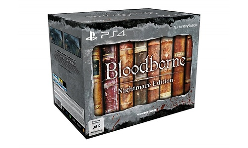 Bloodborne, Nightmare Edition (PlayStation 4)