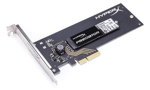 Kingston HyperX Predator 480GB (PCIe x4)