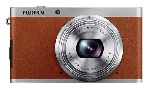 Fujifilm XF1 Tan