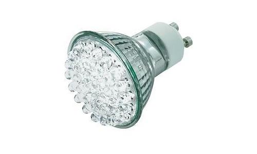 Basetech LED GU10 Reflector 1.8W White