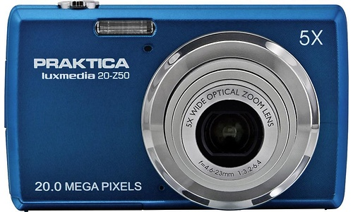 Praktica Luxmedia 20-Z50 Blue