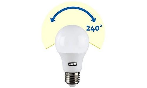 Xavax LED 6.5W BU E27 Warm White