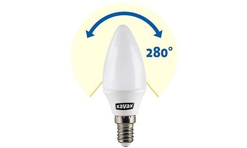 Xavax LED 4W E14 Warm White