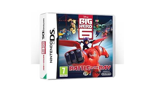 Big Hero 6: Battle in the Bay (Nintendo DS)