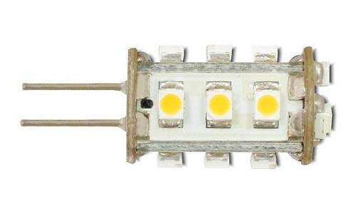 Delock LED G4 Illuminant SMD 1.2W Warm White