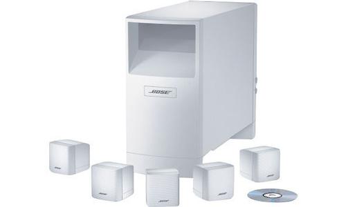 Bose Acoustimass 6 Series III 5.1 White