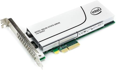 Intel 750 Series 400GB (PCIe x4)