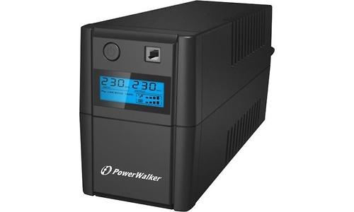 BlueWalker PowerWalker VI 650SE LCD/IEC
