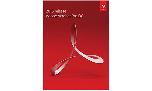 Adobe Acrobat Pro DC 2015 Upgrade (EN)