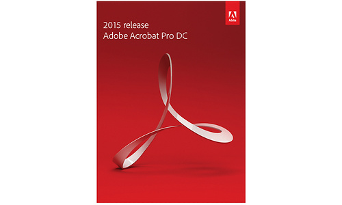 Adobe Acrobat Pro DC 2015 for Mac (DE)