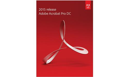 Adobe Acrobat Pro DC 2015 for Mac (UK)