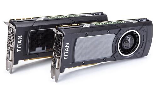 Nvidia GeForce GTX Titan X SLI