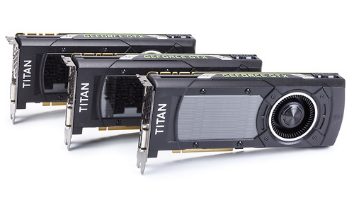 Nvidia GeForce GTX Titan X SLI (3-way)