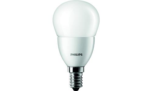 Philips CorePro LEDLuster 3W E14 827 Warm White