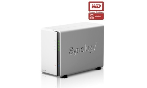 Synology DiskStation DS215J 6TB