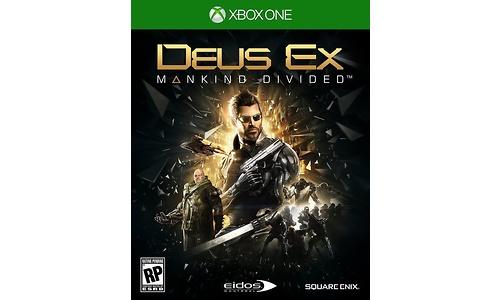 Deus Ex: Mankind Divided (Xbox One)