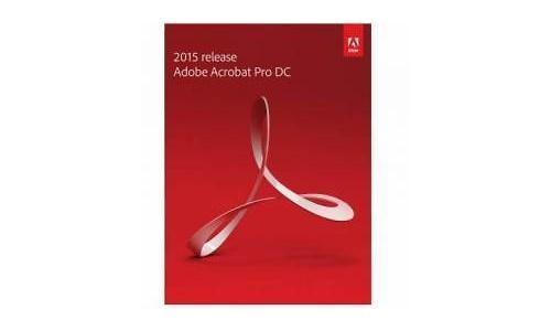 Adobe Acrobat Pro DC 2015 for Mac