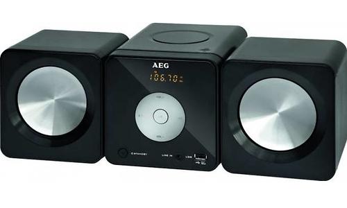 AEG MC 4463 Black