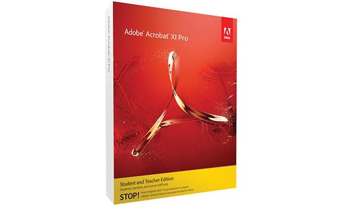 Adobe Acrobat Professional XI Education for Mac (DE)