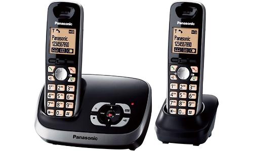Panasonic KX-TG6522GB Duo Black