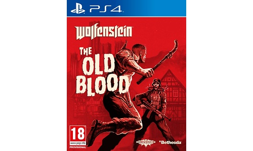 Wolfenstein: The Old Blood (PlayStation 4)