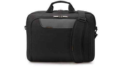 "Everki Advance Laptop Bag Briefcase Black 18.4"""