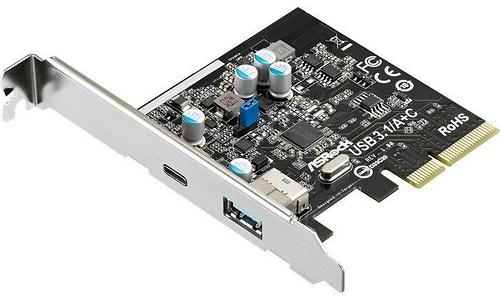 ASRock USB 3.1/A+C