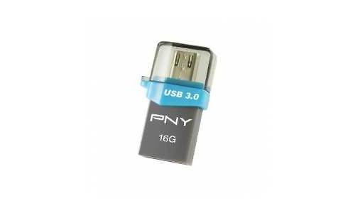PNY On-The-Go 16GB Grey