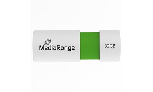 MediaRange MR973 32GB White/Green