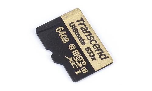 Transcend Ultimate MicroSDXC UHS-I U3 633x 64GB