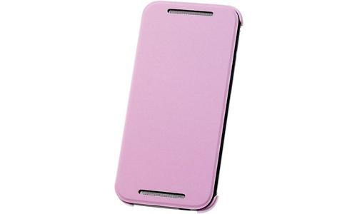 HTC HC V970 Flip Case One Mini 2 Pink
